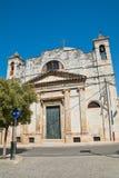 Chiesa di carminio Rutigliano La Puglia L'Italia Immagini Stock