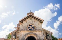 Chiesa di Casa de Campo Fotografie Stock