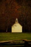 Chiesa di Cataloochee Fotografia Stock Libera da Diritti