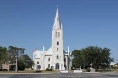Chiesa di Cestohowa Ceco Immagine Stock
