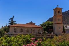 Chiesa di Chersonisos fotografia stock libera da diritti