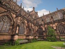 Chiesa di Chester Cathedral Immagine Stock Libera da Diritti