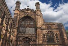 Chiesa di Chester Cathedral Immagini Stock