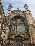 Chiesa di Chester Cathedral Fotografie Stock Libere da Diritti