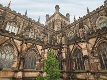 Chiesa di Chester Cathedral Fotografia Stock Libera da Diritti