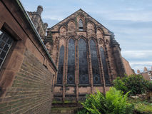 Chiesa di Chester Cathedral Immagine Stock
