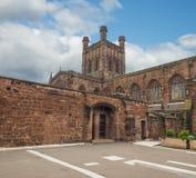 Chiesa di Chester Cathedral Immagini Stock Libere da Diritti