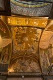 Chiesa di Chora a Costantinopoli Immagine Stock
