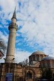 Chiesa di Chora a Costantinopoli Immagini Stock Libere da Diritti