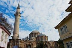 Chiesa di Chora a Costantinopoli Fotografia Stock Libera da Diritti