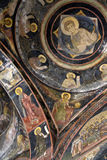 Chiesa di Cretulescu - Bucarest Fotografia Stock