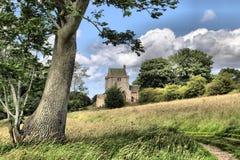Chiesa di Crichton in Midlothian, Scozia Immagine Stock