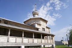Chiesa di Cristianità di Troitsk. La Russia Immagini Stock