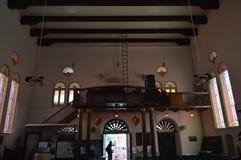 Chiesa di Cristo in Stadthuys Malacca fotografie stock libere da diritti