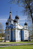 Chiesa di Druskininkai (Lituania) Immagini Stock