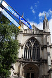 Chiesa di Dunedin, Nuova Zelanda Immagine Stock Libera da Diritti