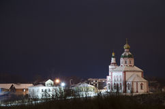 Chiesa di Elia il profeta in Suzdal', Fotografia Stock