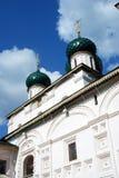 Chiesa di Elia il profeta in Yaroslavl (Russia) Fotografie Stock Libere da Diritti