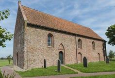 Chiesa di Ezinge Immagine Stock