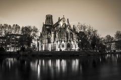 Chiesa di Feuersee Fotografia Stock