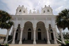 Chiesa di Galveston Fotografia Stock