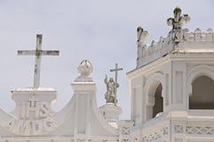 Chiesa di Galveston Fotografie Stock