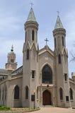 Chiesa di Galveston Fotografia Stock Libera da Diritti