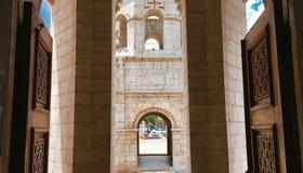 Chiesa di Ghazanchetsots Fotografia Stock