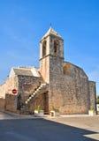 Chiesa di Greca di della di Madonna Locorotondo La Puglia L'Italia Fotografie Stock Libere da Diritti
