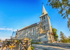 Chiesa di Havstein, Trondeim Fotografia Stock Libera da Diritti