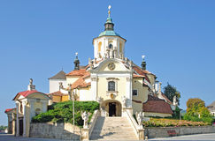 Chiesa di Haydn, Eisenstadt, Austria immagine stock