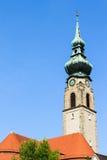 Chiesa di Hochst Immagine Stock Libera da Diritti