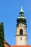 Chiesa di Hochst Fotografia Stock Libera da Diritti
