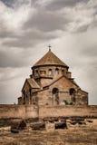 Chiesa di Hripsime del san, Echmiadzin, Armenia fotografia stock libera da diritti