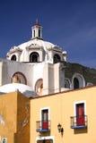 Chiesa di Humantla Fotografie Stock Libere da Diritti