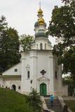 Chiesa di Ilyinsky in Cernihiv l'ucraina fotografie stock libere da diritti