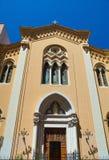 Chiesa di Immacolata bari La Puglia L'Italia Fotografia Stock Libera da Diritti