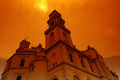 chiesa di irakleio Fotografia Stock Libera da Diritti