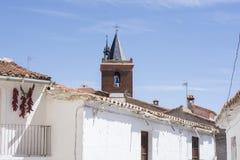 Chiesa di Jerez Fotografia Stock Libera da Diritti