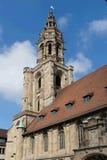 Chiesa di Klilianskirche in Heilbronn Fotografie Stock Libere da Diritti