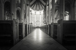 Chiesa di Knox a Dunedin Immagini Stock