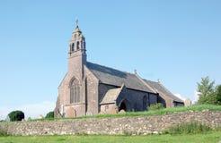 Chiesa di Lamplugh Fotografie Stock
