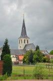 Chiesa di Lebbeke Fotografie Stock Libere da Diritti