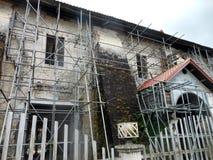 Chiesa di Loboc, Filippine Immagini Stock Libere da Diritti