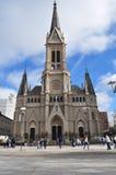 Chiesa di Lujan Fotografie Stock Libere da Diritti