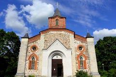 Chiesa di Lutheran Immagini Stock Libere da Diritti