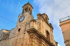 Chiesa di madre di Bitritto La Puglia L'Italia Immagini Stock