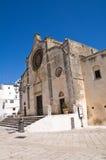 Chiesa di madre di Laterza La Puglia L'Italia Immagini Stock