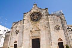 Chiesa di madre di Laterza La Puglia L'Italia Fotografie Stock