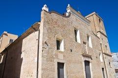 Chiesa di madre di Torremaggiore La Puglia L'Italia Fotografie Stock Libere da Diritti